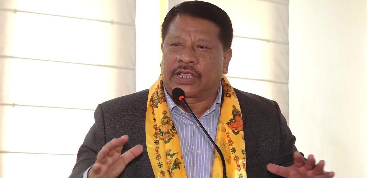 नेपाली काँग्रेसले सरकारमा जान हतार गर्नु हुँदैनः प्रकाशमान सिंह